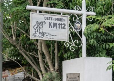 KM112 Mile Marker