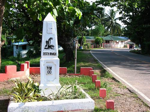 Kilometer Zero Memorial Shrines