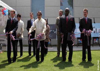 New VA Building Inaugurated