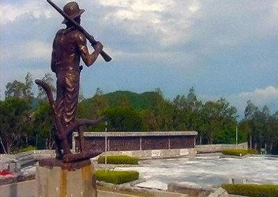 FILIPINO HEROES MEMORIAL CORREGIDOR