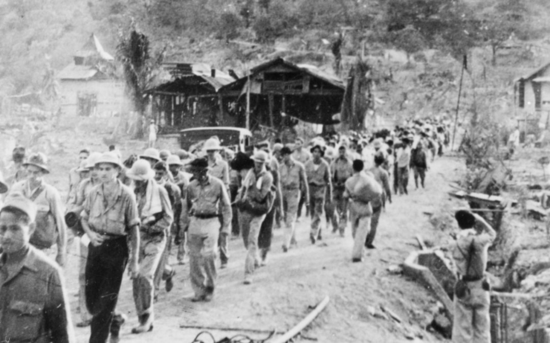My thoughts and tribute to the men on the Bataan Death March