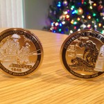 Challenge Coin price reduction