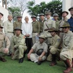 Philippine Scouts Mark 70th Anniversary of End WWII