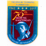 75th Araw ng Kagitingan and 2017 Philippine Veterans Week.