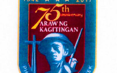 75th Araw ng Kagitingan and 2017 Philippine Veterans Week.